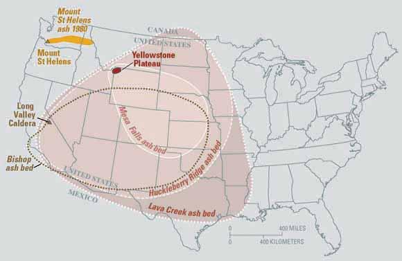 Yellowstone Ash